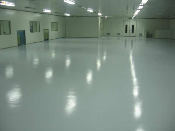 导致环氧树脂地坪漆出现露底的因素